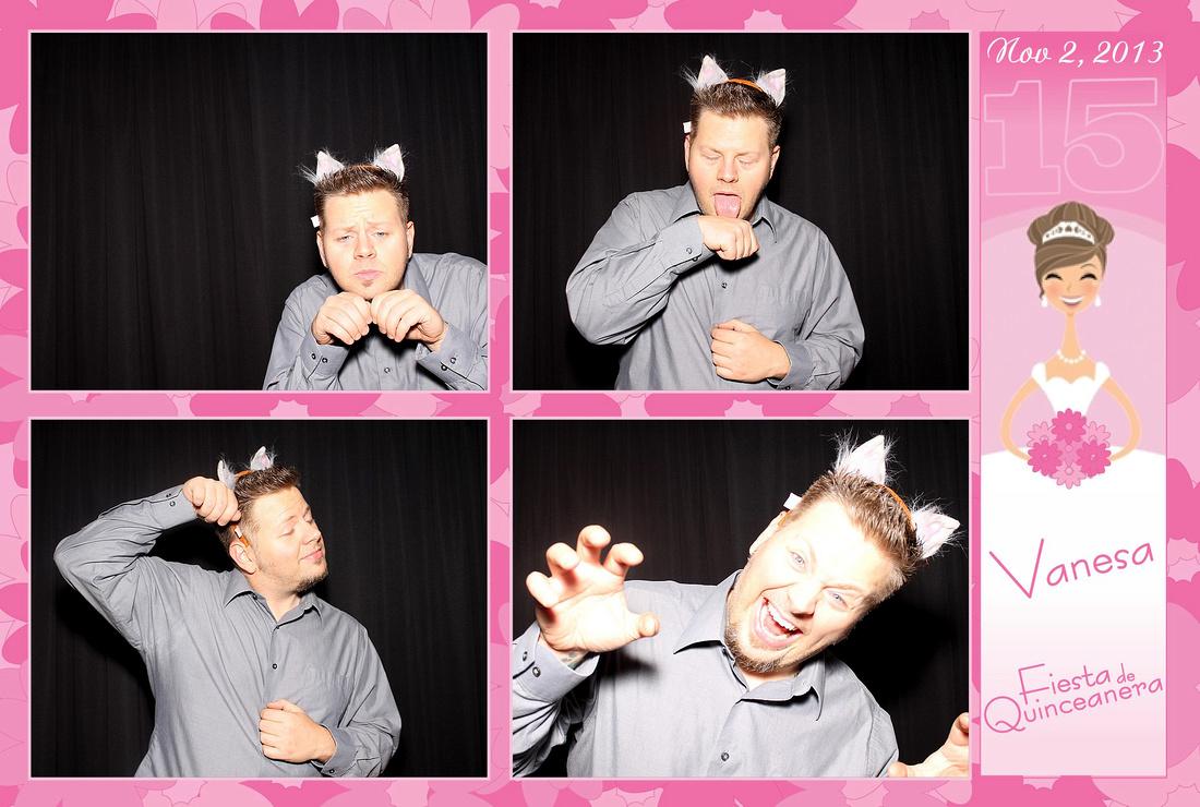 bad kitty photo booth