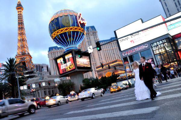 Vegas Wedding Photos