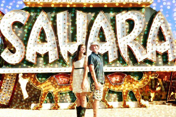 Vegas Views Photo Shoot