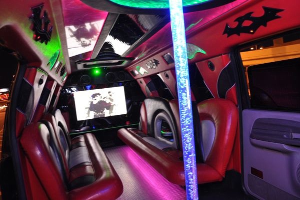 Limo Event Photography