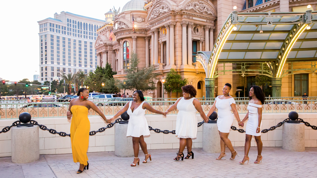 Photography on the Vegas Strip