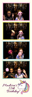 Madisons-Birthday-photo-booth