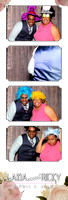 Lakia & Ricky Wedding - Photo Booth
