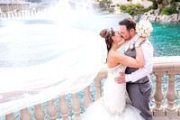 Photographer for wedding photo shoots on the Vegas Strip