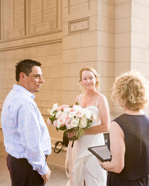 Kimberly & Hector - Wedding