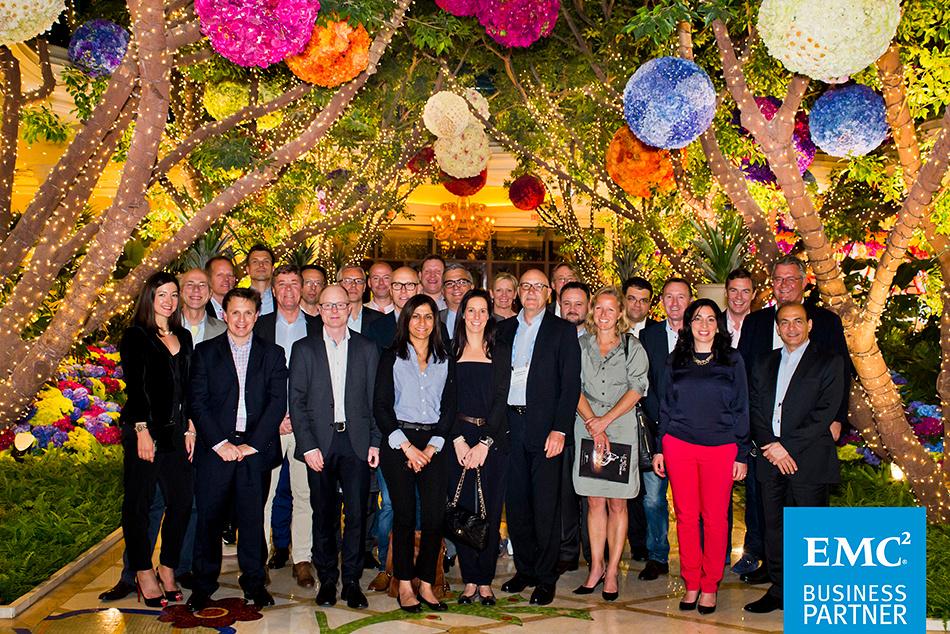 Corporate Company Group Photo
