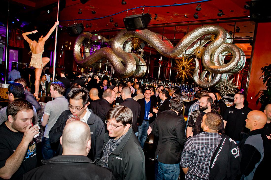 CES Convention Event Photography Las Vegas Surrender Nightclub Encore Wynn