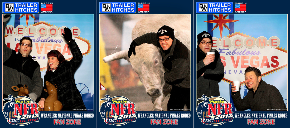 NFR Rodeo photo booth and photography