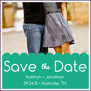Order Save The Date Cards