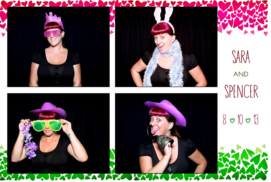 fun at work photo booth