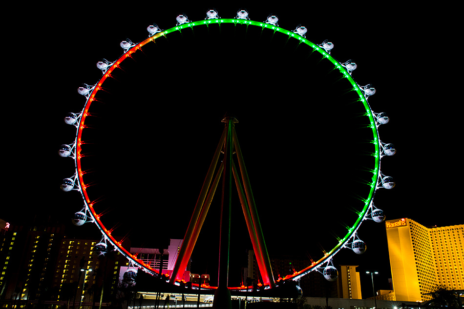 Corporate Company Party - High Roller The Linq