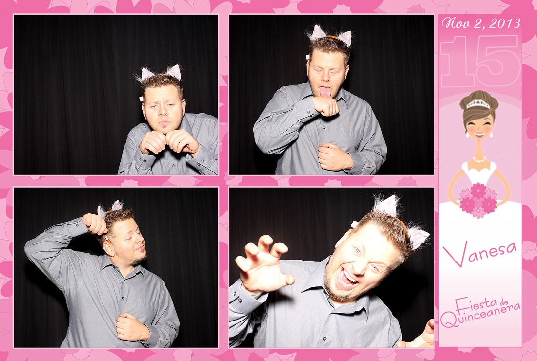 bad kitty photo booth