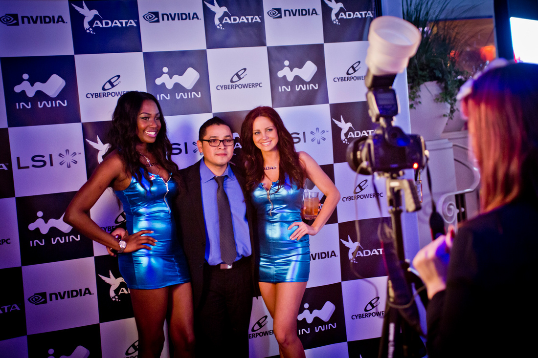 CES Convention Red Carpet Las Vegas Surrender Nightclub Encore Wynn